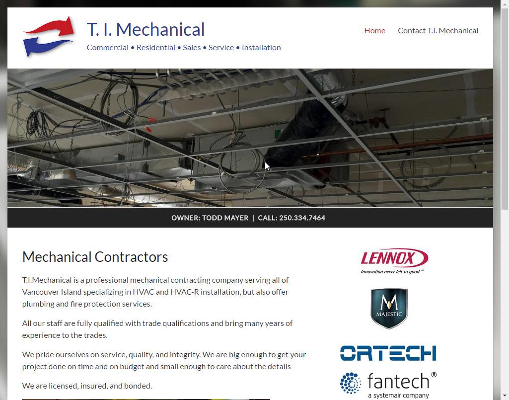 T. I. Mechanical